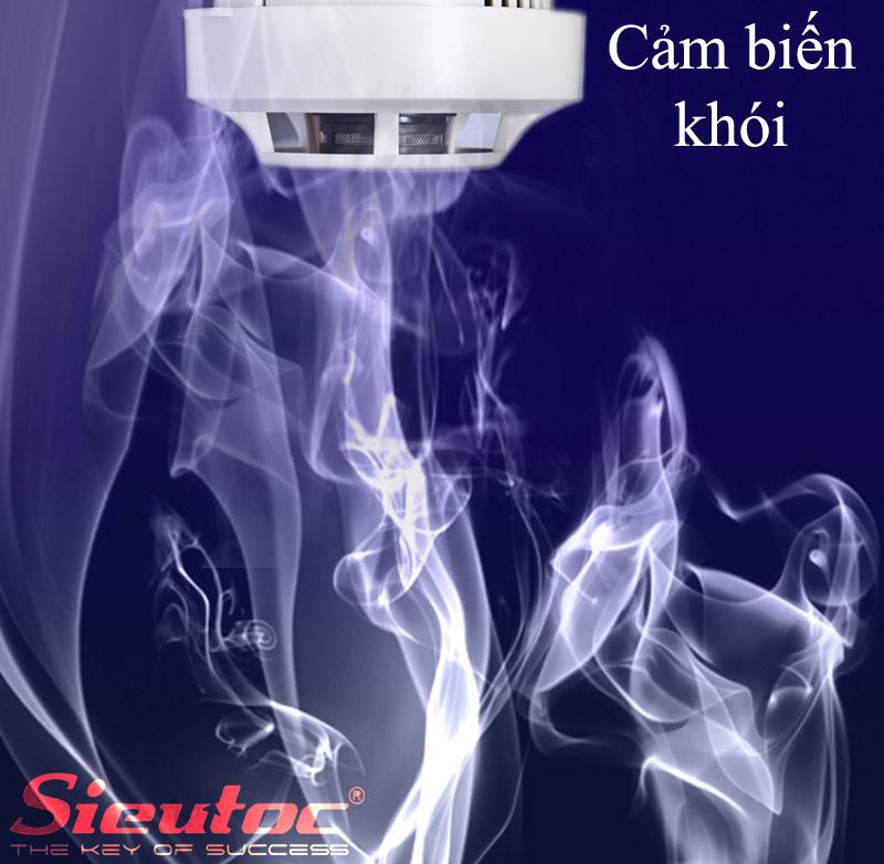 Báo khói trung tâm