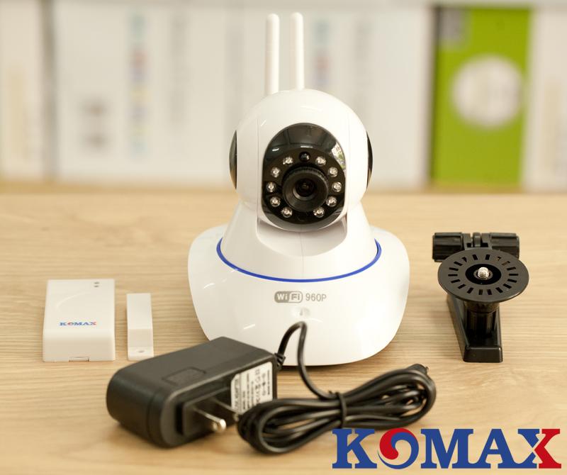 Cách cấu hình Camera IP