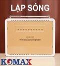 Bộ khuếch đại tín hiệu KM-Z08