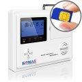 Hệ thống báo động dùng sim cao cấp KM-900GP