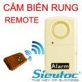 Cảm biến rung chống trộm có remote PG-113R