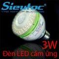 Đèn led cảm biến hồng ngoại KW-SS71