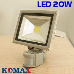 Đèn pha Led cảm ứng KM-PS20T