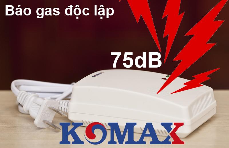 Báo xì gas độc lập KM-G01