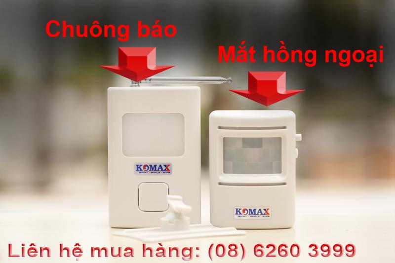 Báo khách cao cấp KM-X850