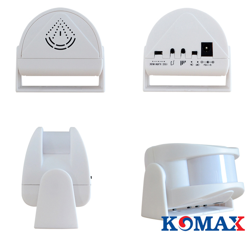 Báo khách không dây Komax KM-001B