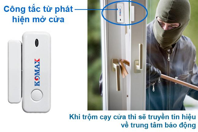 Công tắc từ dùng cho bộ chống trộm KM-G30