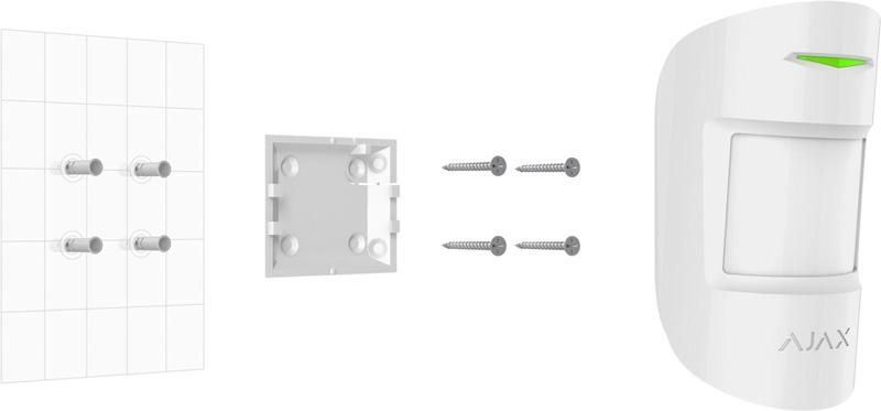 Cách lắp đặt và kết nối đơn giản, chỉ với một cú nhấp chuột, cảm biến chuyển động sẽ được kết nối với trung tâm điều khiển Hub trong ứng dụng di động.