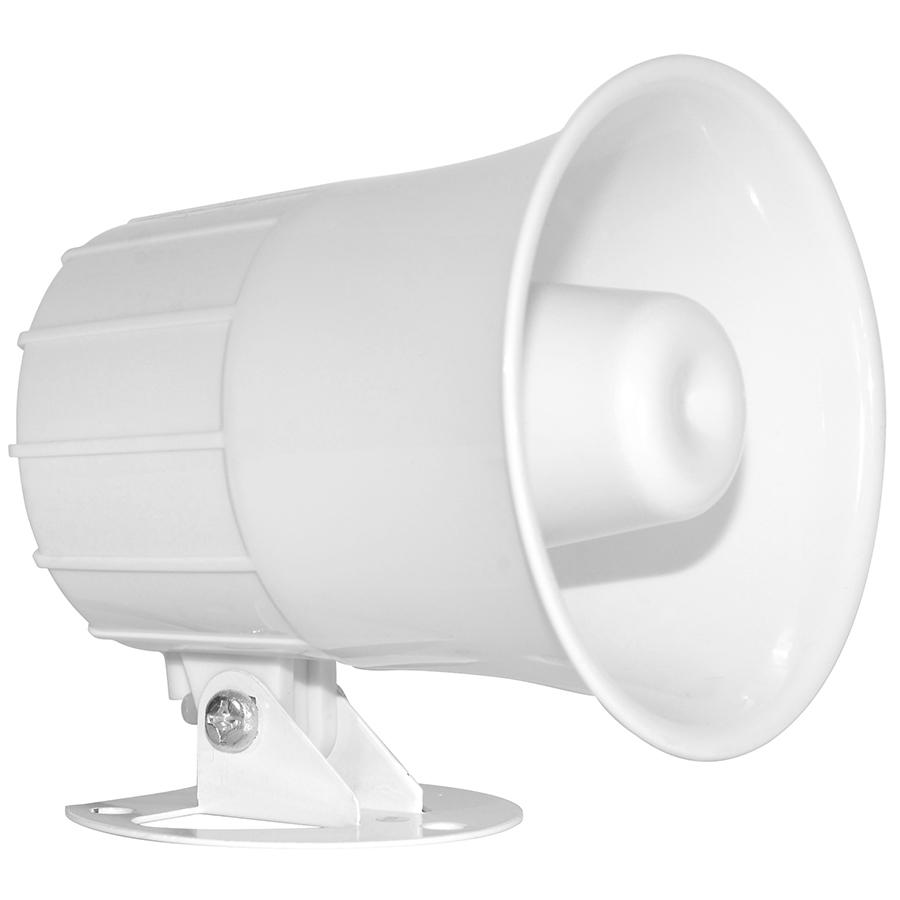 Còi Hú Báo Động 12V H-207 được sử dụng cho các trung tâm báo động, báo cháy trên thị trường hoặc dùng để làm chuông báo chống trộm