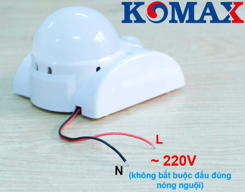 Hướng dẫn sử dụng đèn led KM-S15N