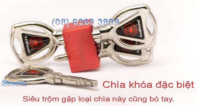 Chìa khóa chống trộm AL-50