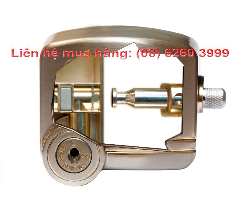 Cấu tạo bên trong của ổ khóa chống cắt D5-70