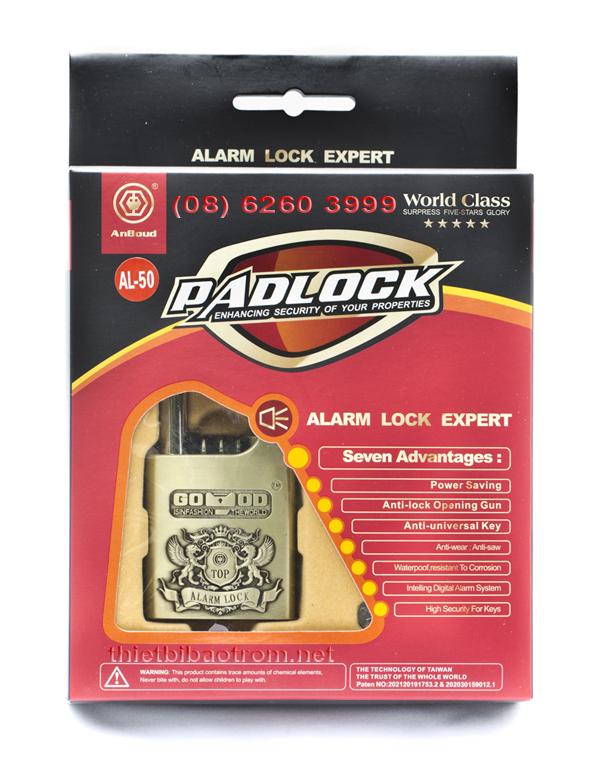 Hộp đựng khóa chống trộm GOOD AL-50