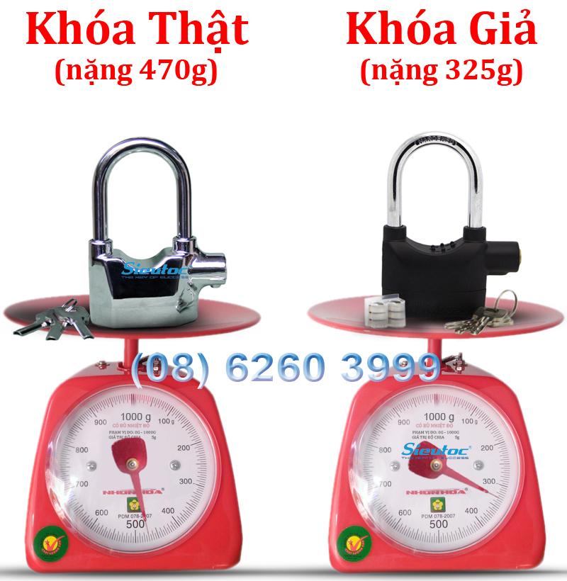 Cách phân biệt ổ khóa kn-01c
