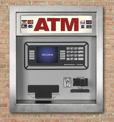 Gia Lai: Thêm một vụ trộm phá máy rút tiền tự động