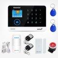 Bộ chống trộm dùng sim và wifi 5A-F10