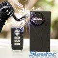 Báo trộm cảm biến rung kèm remote KM-R16