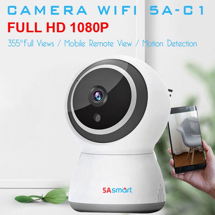 Camera wifi quan sát 1080 giá tốt 5A-C1