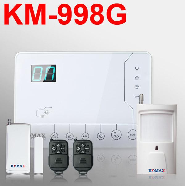 Báo trộm không dây GSM KM-998G
