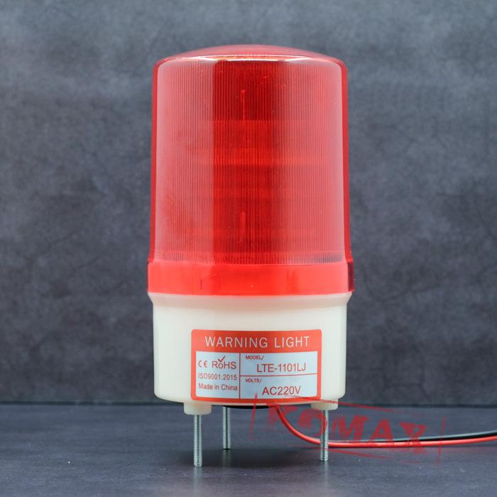 Đèn xoay còi hụ LTE 1101 LJ