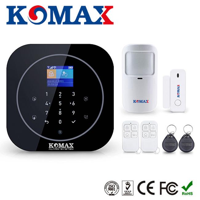 Thiết bị chống trộm dùng sim và wifi KM-G20