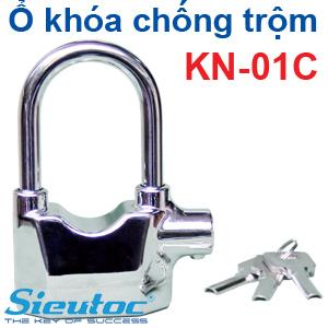 Ổ khóa chống trộm còng cao KN-01C