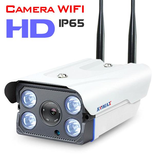 Camera không dây HD ngoài trời KM-W6