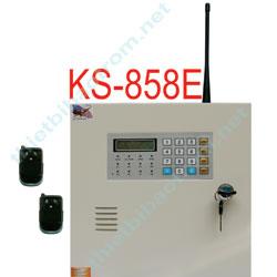 Thiết bị chống trộm cao cấp KS-858E